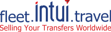 Selling platform Intui travel airport transfers logo